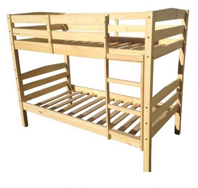 Traditional Pine BunkBeds